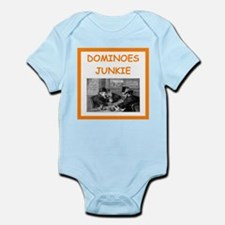 dominoes joke Body Suit