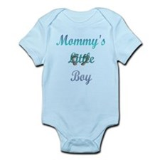 Mommy's Little Boy Infant Bodysuit