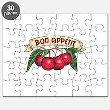 CHERRIES BON APPETIT Puzzle