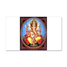 Ganesh / Ganesha Indian Elephan Car Magnet 20 x 12