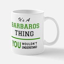 Unique Barbaro Mug