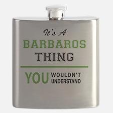 Unique Barbaro Flask
