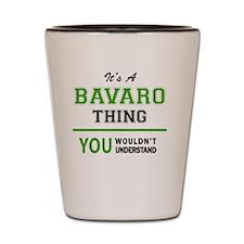 Cute Bavaro Shot Glass