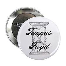 """Tempus Fugit"" 2.25"" Button (10 pack)"