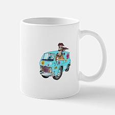 HIPPY VAN Mugs