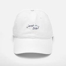 Just Sail Baseball Baseball Cap