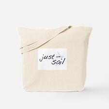 Just Sail Tote Bag