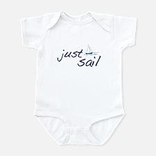 Just Sail Infant Bodysuit