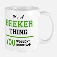Cute Beekers Mug