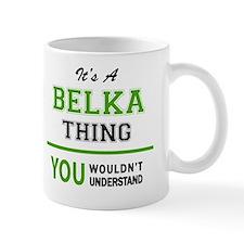 Cute Belka Mug