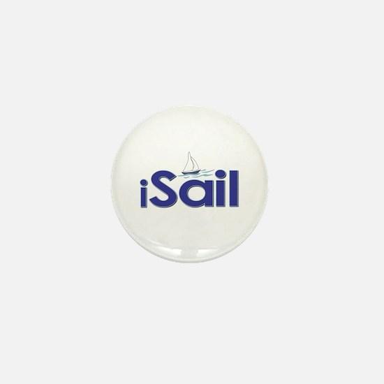 iSail (Sailing) Mini Button