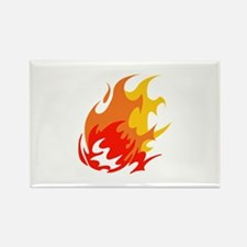 BALL OF FLAMES Magnets