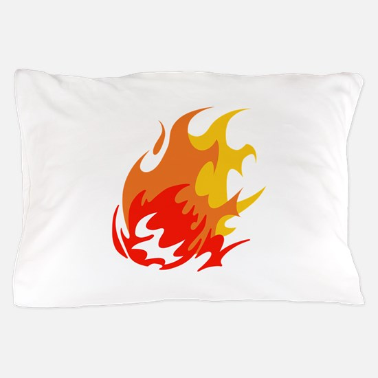 BALL OF FLAMES Pillow Case