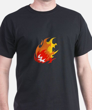 BALL OF FLAMES T-Shirt