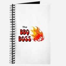 THE BBQ BOSS Journal