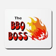 THE BBQ BOSS Mousepad