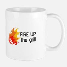 FIRE UP THE GRILL Mugs