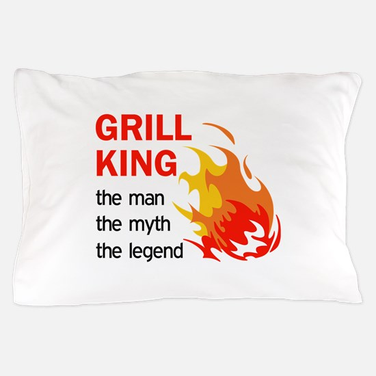 GRILL KING LEGEND Pillow Case