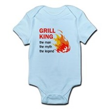 GRILL KING LEGEND Body Suit
