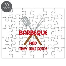 BBQ AND THEY WILL COME Puzzle
