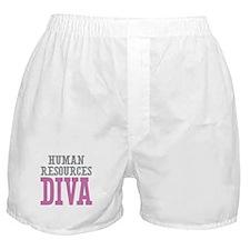 Human Resources DIVA Boxer Shorts