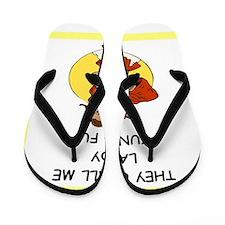 martial arts jokes Flip Flops