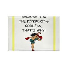 martial arts jokes Magnets