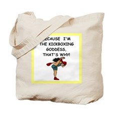 martial arts jokes Tote Bag