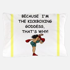 martial arts jokes Pillow Case