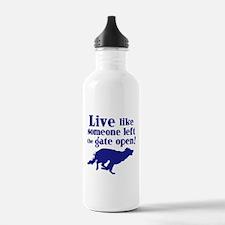 OPEN GATE Water Bottle
