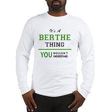 Unique Berth Long Sleeve T-Shirt