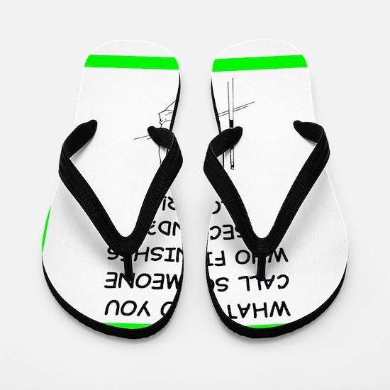pole vaulting joke Flip Flops