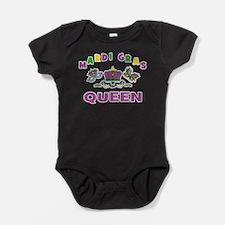 mardi86dark.png Baby Bodysuit