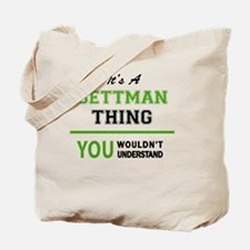 Cute Bettman Tote Bag