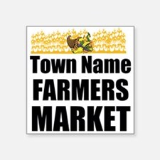 Farmers Market Sticker