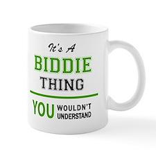Cute Biddie Mug