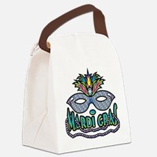 mardi3.png Canvas Lunch Bag