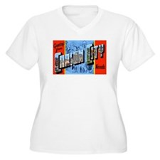 Carson City Nevada (Front) T-Shirt