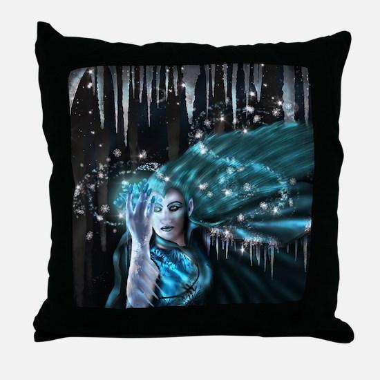 Unique Digitalart Throw Pillow