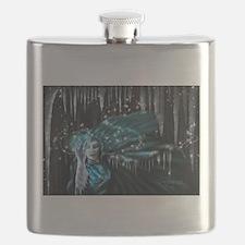 Funny Digitalart Flask