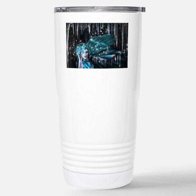 Cute Digitalart Travel Mug