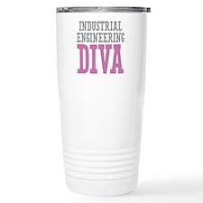 Industrial Engineering Travel Mug