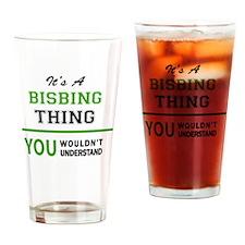 Cute Bisb Drinking Glass
