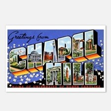 Chapel Hill North Carolina Postcards (Package of 8