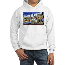 Chapel Hill North Carolina (Front) Hoodie