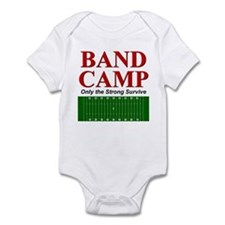 Marching Band - Band Camp Onl Infant Bodysuit