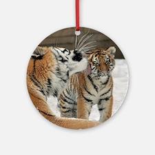 Tiger_2015_0115 Ornament (Round)