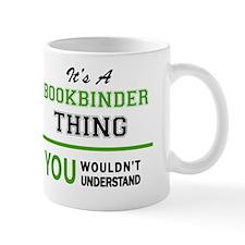 Cute Bookbinding Mug