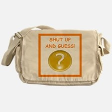 Funny Funny joke Messenger Bag