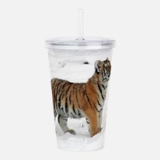 Tiger_2015_0117 Acrylic Double-wall Tumbler